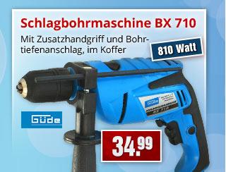 Güde Schlagbohrmaschine BX 710