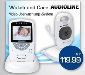 Watch und Care AUDIOLINE