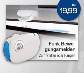 Funk-Bewegungsmelder