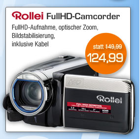 FullHD Camcorder