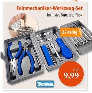 Feinmechaniker-Werkzeug-Set