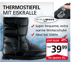 Thermostiefel