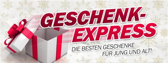 Geschenk-Express - Geschenke für Jung und Alt!