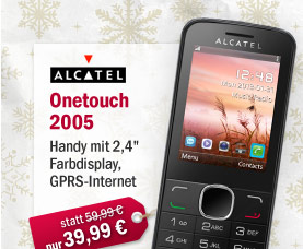 Alcatel Onetouch 2005