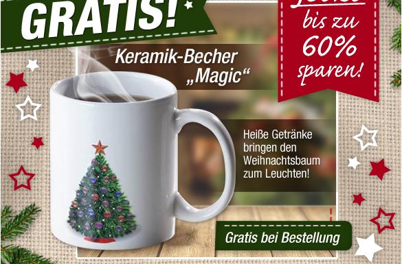 Keramik-Becher Magic